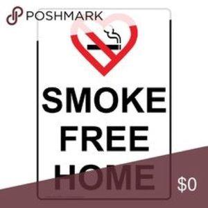 Other - Non smoking environment!